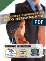 Formações - João Vaz - 2016