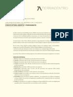 Convocatoria Revista Tierra Adentro