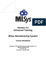 MISys - Guide - Advanced Training.pdf