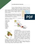Las 10 Regiones de Veracruz