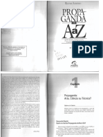 Livro ''Propaganda de a a Z'' - Rafael Sampaio