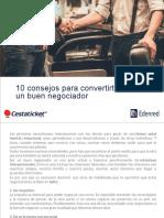 10 Consejos Para Convertirte en Un Buen Negociador