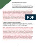 Regional Integration Past Paper Questions