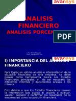 Analisis Financ Porcentual