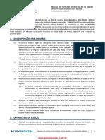 Analista Juridico - FGV-RJ