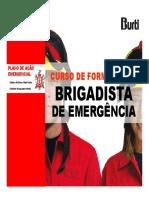 Treinamento de Brigada de Emergencia 2011