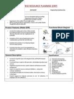 ERP Datasheet