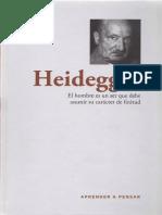 Moreno Claros L F Heidegger
