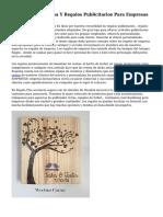 Regalos De Empresa Y Regalos Publicitarios Para Empresas