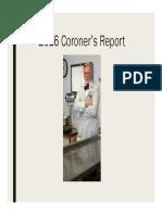 2016 Dauphin County coroner's report