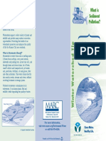 2010 MARC Sediment Pollution Pamphlet