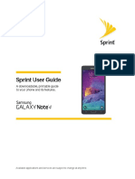 Galaxy Note 4 Ug