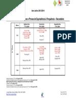Calend Exam Prov Equiv Freq SEC 2ª Fase