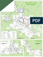 2010 Pescadero Creek Park Complex Map