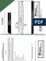 Catalogo de Puente Grua