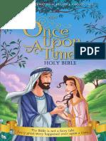 NIrV Once Upon a Time Holy Bible Sampler