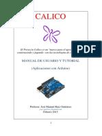 Calico Arduino