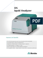 Brochure NIRS XDS RapidLiquid Analyzer