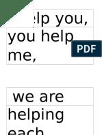 I help you