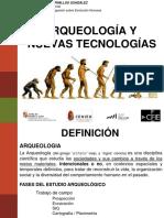 Arqueología y Nuevas Tecnologias