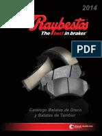 Catalogo Raybestos