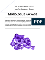 Monologues (1)