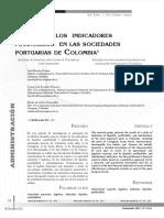 1 Comparacion de Puertos Colombianos