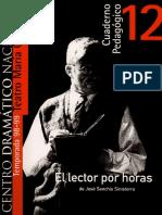 12 El Lector Por Horas 98 99