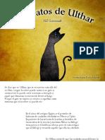 Los gatos de Ulthar