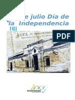 9 de Julio Día de La Independencia (2)