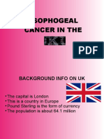biology cancer project