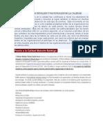 PREMIOS INTERNACIONALES Y NACIONALES DE LA CALIDAD