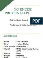 Kurang Energi Protein (Kep)