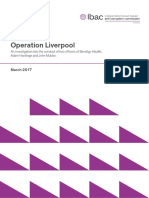 Operation Liverpool Special Report