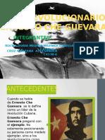 Lider Hernesto Che Guevara
