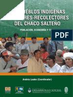 Los Pueblos Indígenas Cazadores-Recolectores Del Chaco Salteño 2da Reimp.