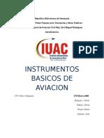 Instrumentos de Vuelo1