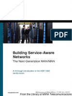 1Building Service-Aware Networks