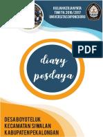 Diary Posdaya