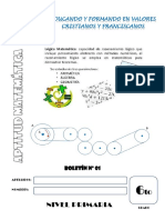 BOLETIN  DE APTITUD MATEMATICA 6º PRIMARIA.pdf