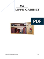 Brydcliffe Cabinet