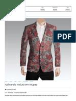 Aplicando Textura Em Roupas _ __Tutoriais Photoshop_