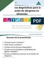 Herramientas Disgnosticas Para La Determinacion de Alergenos