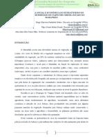 A Importância Social e Econômica Do Extrativismo Do Babaçu
