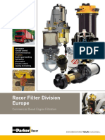 Catalogo Racor Fh Filtros