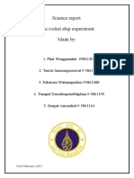 chemitry report