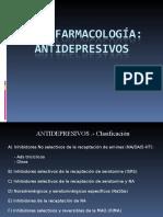 Psicofarmacología antidepresivos