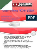 Caso Clinico VIH