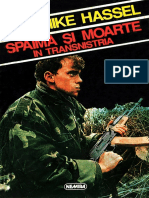 Mike Hassel - Spaimă şi moarte în Transnistria.epub