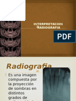 Radiografia en Odontologia